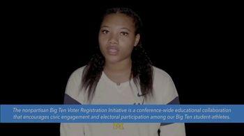 Election Protection TV Spot, 'Big Ten Conference: Your Political Voice' - Thumbnail 4
