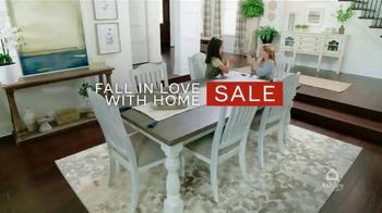 Ashley HomeStore Fall in Love With Home Sale TV Spot, '20% Off and Four Years No Interest' - Thumbnail 2