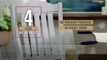 Ashley HomeStore Fall in Love With Home Sale TV Spot, '20% Off and Four Years No Interest' - Thumbnail 6