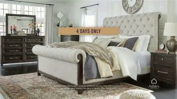 Ashley HomeStore Fall in Love With Home Sale TV Spot, 'For Four Days Only' - Thumbnail 4