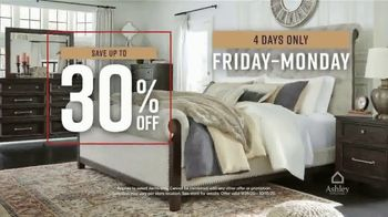 Ashley HomeStore Fall in Love With Home Sale TV Spot, 'For Four Days Only' - Thumbnail 5
