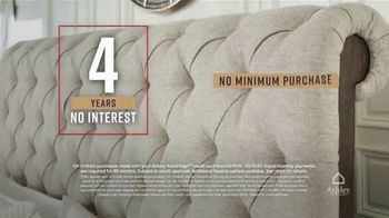 Ashley HomeStore Fall in Love With Home Sale TV Spot, 'For Four Days Only' - Thumbnail 6