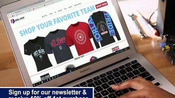 NWSL Shop TV Spot, 'New Arrivals' - Thumbnail 6