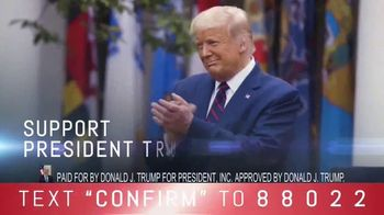 Donald J. Trump for President TV Spot, 'Supreme Court Confirmation' - Thumbnail 9