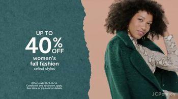 JCPenney Beautifall Sale TV Spot, 'Fall Fashion' - Thumbnail 5