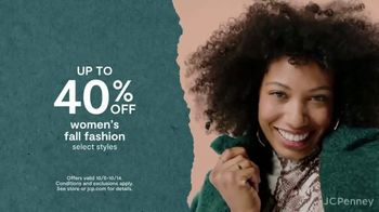 JCPenney Beautifall Sale TV Spot, 'Fall Fashion' - Thumbnail 6