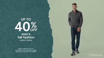JCPenney Beautifall Sale TV Spot, 'Fall Fashion' - Thumbnail 7