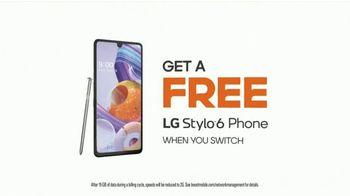 Boost Mobile $HRINK-IT! Plan TV Spot, 'KA-POW!: LG Stylo 6' - Thumbnail 7
