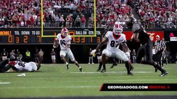 University of Georgia Athletics Digital Fan Guide TV Spot, 'Exclusive Access'