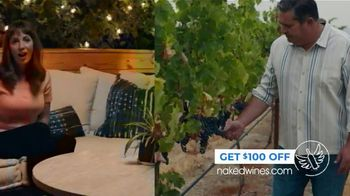 Naked Wines TV Spot, 'Direct From the Winery' - Thumbnail 2