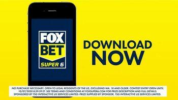 FOX Bet Super 6 TV Spot, 'Vice Presidential Debate Game' - Thumbnail 8