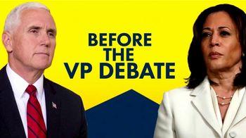 FOX Bet Super 6 TV Spot, 'Vice Presidential Debate Game' - Thumbnail 1