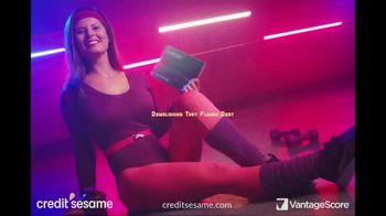 Credit Sesame TV Spot, 'VantageScore: Credit Cardio' - Thumbnail 4