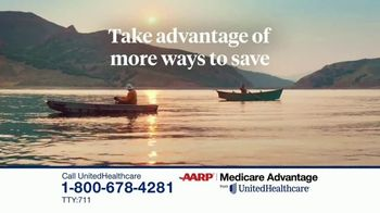 UnitedHealthcare AARP Medicare Advantage Plan TV Spot, 'All About Timing' - 1098 commercial airings