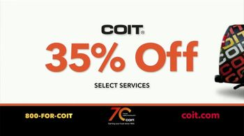 COIT TV Spot, 'Different Times: 35% Off' - Thumbnail 7