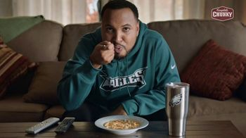 Campbell's Chunky Classic Chicken Noodle Soup TV Spot, 'Soup That Eats Like a Meal' - Thumbnail 3