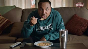 Campbell's Chunky Classic Chicken Noodle Soup TV Spot, 'Soup That Eats Like a Meal' - 3382 commercial airings