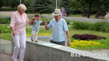 Arthritis Relief Centers TV Spot, 'Knee Arthritis Treatment'