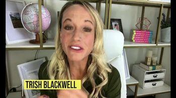 KeepTheFaith Radio Networks TV Spot, 'Fear Detox Masterclass' Featuring  Trish Blackwell - Thumbnail 1
