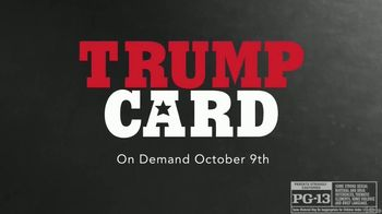 Trump Card Home Entertainment TV Spot - Thumbnail 8