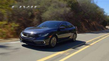 Honda Model Year End Sale TV Spot, 'In Stock: Civic' [T2] - Thumbnail 2