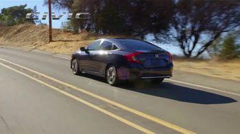 Honda Model Year End Sale TV Spot, 'In Stock: Civic' [T2] - Thumbnail 3