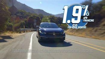 Honda Model Year End Sale TV Spot, 'In Stock: Civic' [T2] - Thumbnail 9