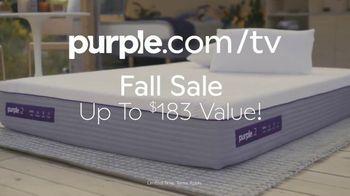 Purple Mattress Fall Sale TV Spot, 'Try It: $183 Value' - Thumbnail 8