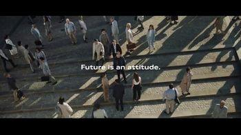 Audi TV Spot, 'Future is an Attitude' [T1] - Thumbnail 9
