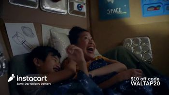 Instacart TV Spot, 'Spaceship: One Less Job to Do'
