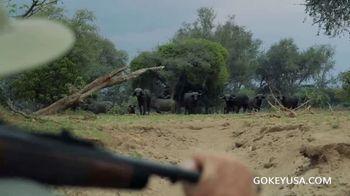 Gokey USA TV Spot, 'Safari' - 14 commercial airings