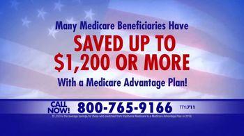 The SayMedicare Helpline Medicare Advantage Plans TV Spot, 'Impact Coverage' - Thumbnail 2