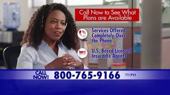 The SayMedicare Helpline Medicare Advantage Plans TV Spot, 'Impact Coverage'