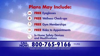The SayMedicare Helpline Medicare Advantage Plans TV Spot, 'Impact Coverage' - Thumbnail 4