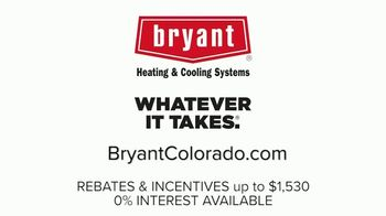 Bryant Heating & Cooling TV Spot, 'Colorado Winter: Rebates and 0% Financing' - Thumbnail 10