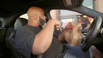 Burger King 2 for $5 Mix n' Match TV Spot, 'Drive Thru: $1 Delivery Fee' Featuring Daym Drops - Thumbnail 2