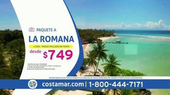 Costamar Travel ¡Ofertas de Locura! TV Spot, 'Playa del Carmen, La Romana, Miami y Bogotá' [Spanish] - Thumbnail 2