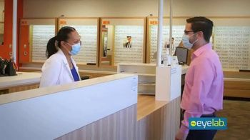 My Eyelab TV Spot, 'Walk-In Eye Exam' [Spanish]