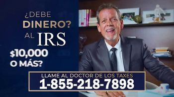 Call the Tax Doctor TV Spot, \'El sueño americano\' [Spanish]