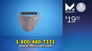 Mission Adjustable Sports Mask TV Spot, 'Play More, Train More, Win More' - Thumbnail 9