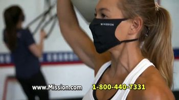 Mission Adjustable Sports Mask TV Spot, 'Play More, Train More, Win More' - Thumbnail 4