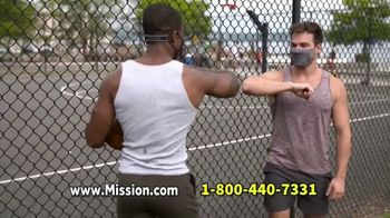 Mission Adjustable Sports Mask TV Spot, 'Play More, Train More, Win More' - Thumbnail 7