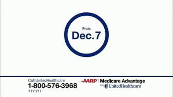 UnitedHealthcare AARP Medicare Advantage TV Spot, '2020 Annual Enrollment' - Thumbnail 9