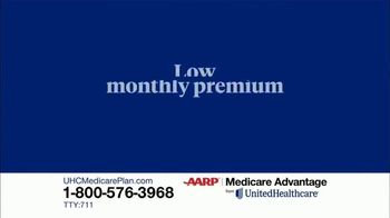 UnitedHealthcare AARP Medicare Advantage TV Spot, '2020 Annual Enrollment' - Thumbnail 4