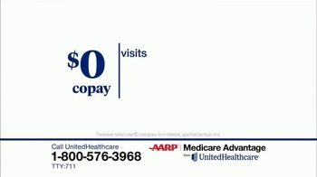 UnitedHealthcare AARP Medicare Advantage TV Spot, '2020 Annual Enrollment' - Thumbnail 5