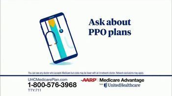 UnitedHealthcare AARP Medicare Advantage TV Spot, '2020 Annual Enrollment' - Thumbnail 8
