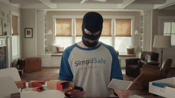 SimpliSafe TV Spot, 'At Home With Robbert: A Project Anyone Can Accomplish' - Thumbnail 7