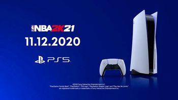 NBA 2K21 TV Spot, 'Buzzer Beater' Song by SHAED, ZAYN - Thumbnail 10