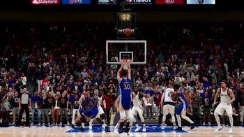 NBA 2K21 TV Spot, 'Buzzer Beater' Song by SHAED, ZAYN - Thumbnail 7