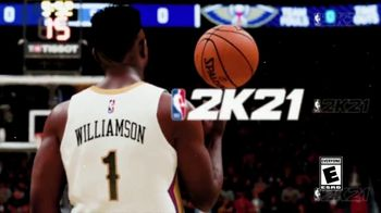 NBA 2K21 TV Spot, 'Buzzer Beater' Song by SHAED, ZAYN